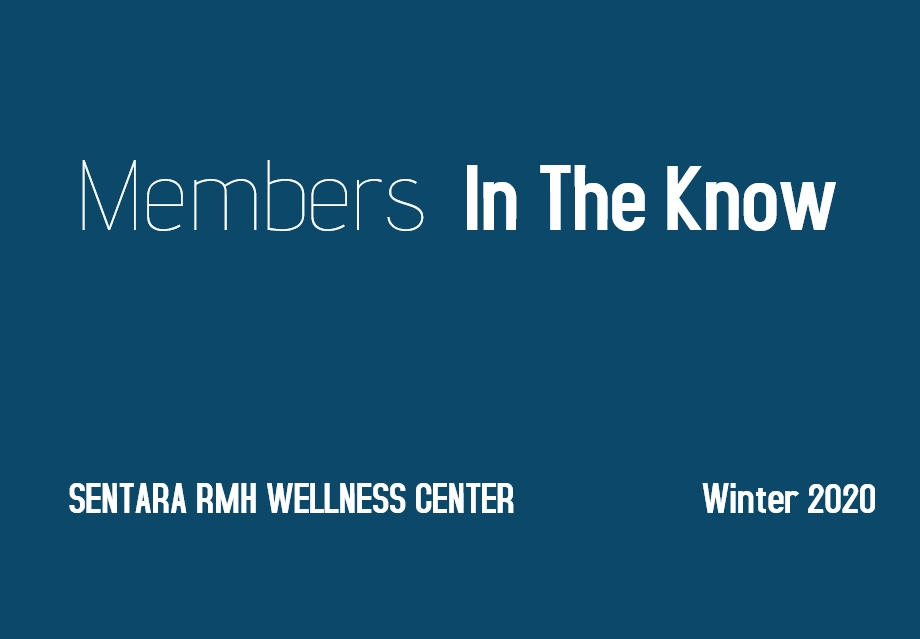 Members In The Know Newsletter: Winter 2020